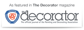 As featured in The Decorator magazine
